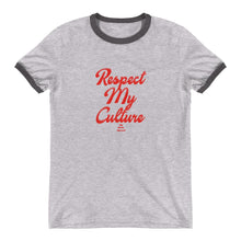 Respect My Culture - Ringer T-Shirt