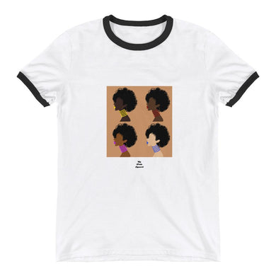 Shades Of Us - Ringer T-Shirt
