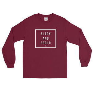 Black and Proud 2 - Long Sleeve T-Shirt