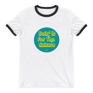 Doin' It For The Culture - Ringer T-Shirt