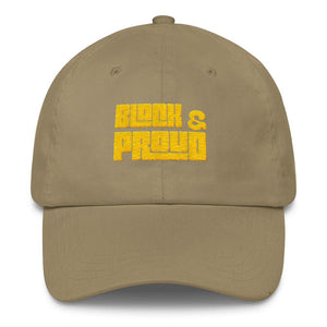 Black and Proud - Classic Hat