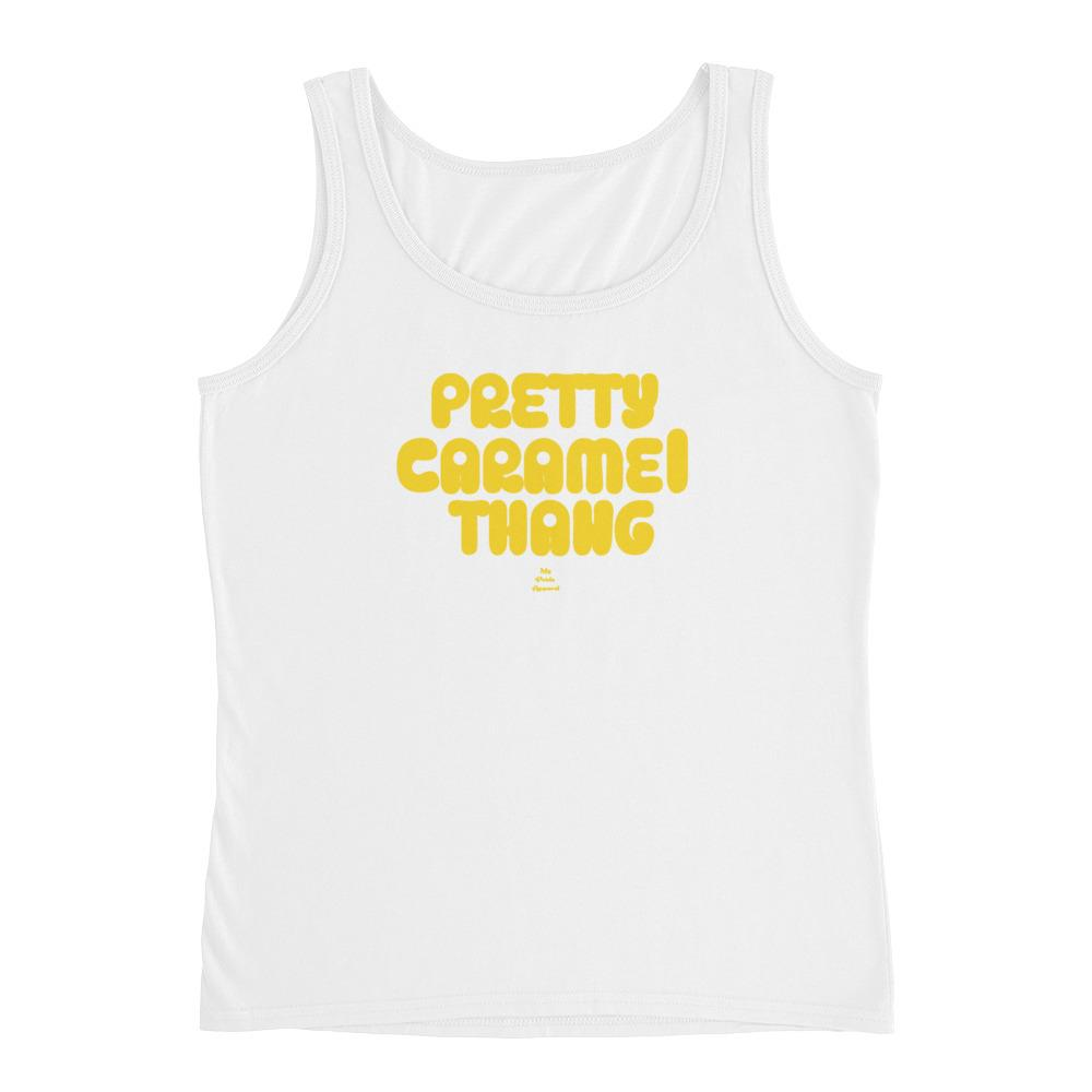 Pretty Caramel Thang - Tank Top