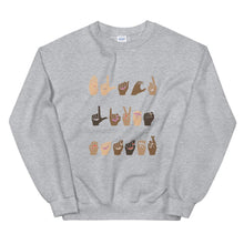 Black Lives Matter (American Sign Language) - Sweatshirt