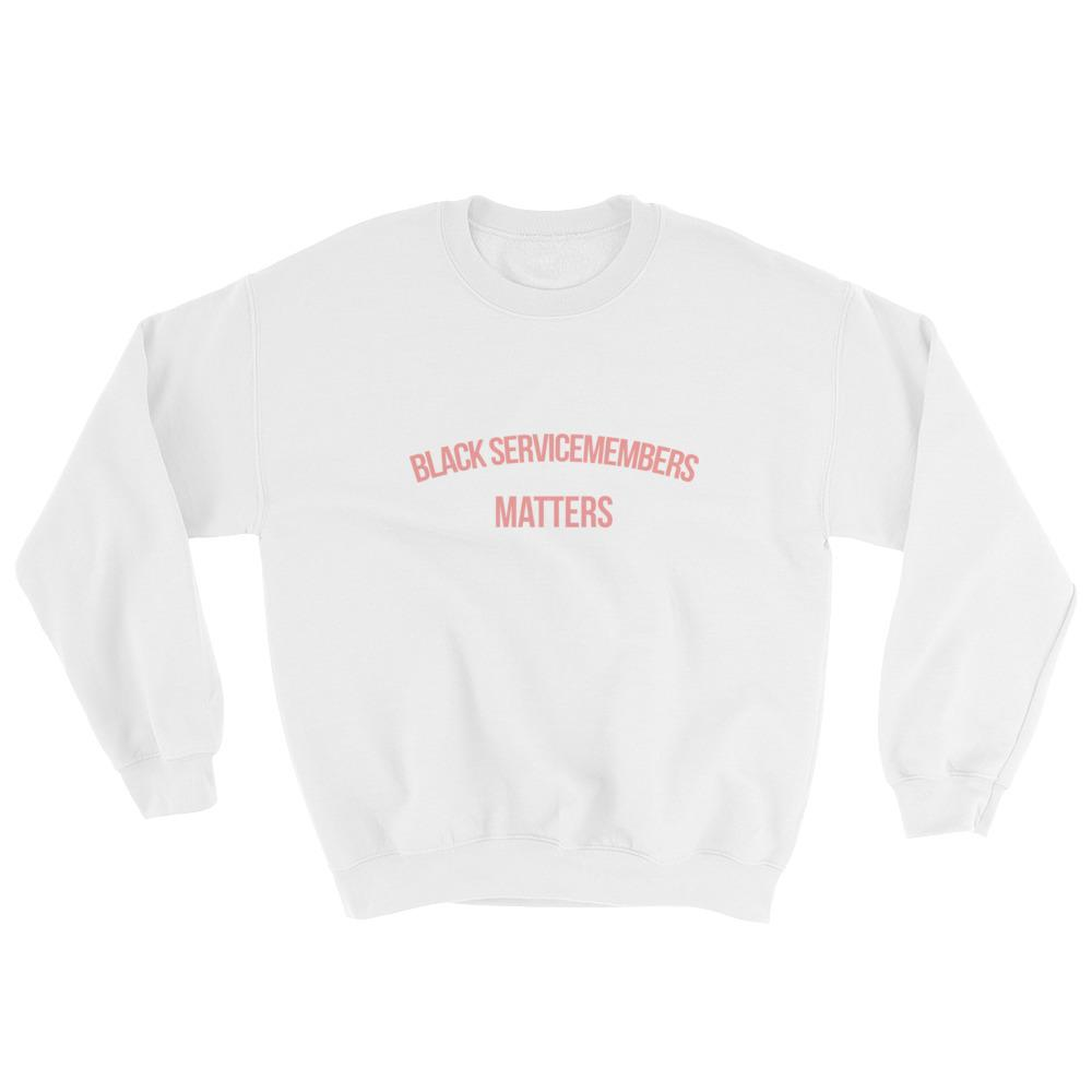 Black Servicemembers - Sweatshirt