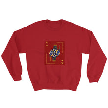 Load image into Gallery viewer, Royal King Card - Sweatshirt