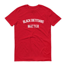 Black Dietitians Matter - Unisex Short-Sleeve T-Shirt