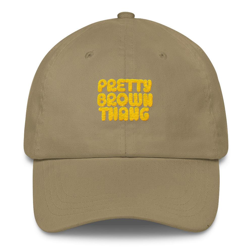 Pretty Brown Thang Classic Hat My Pride Apparel