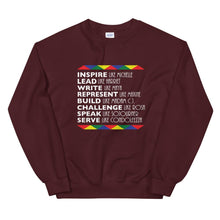 Load image into Gallery viewer, BHM Women - Sweatshirt