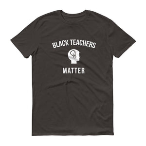 Black Teachers Matter - Unisex Short-Sleeve T-Shirt