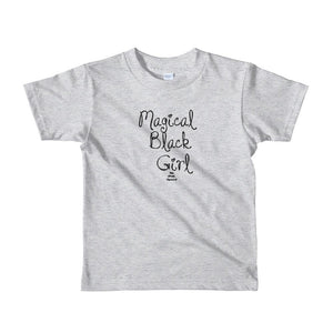 Magical Black Girl - Toddlers T-shirt