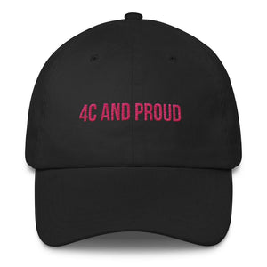 4C and Proud - Classic Hat