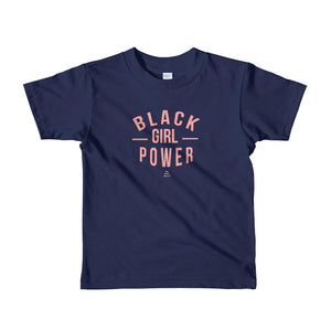 Black Girl Power - Toddlers T-shirt