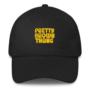Pretty Brown Thang - Classic Hat