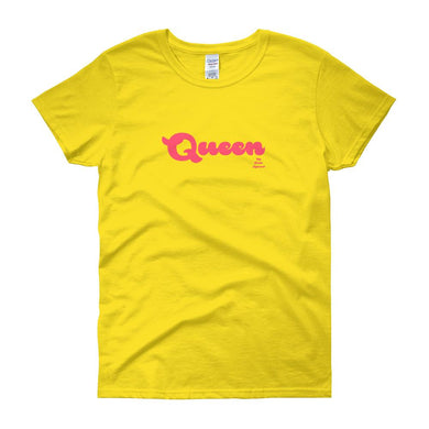 Queen - Women's short sleeve t-shirt