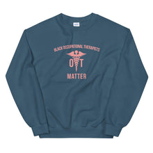Black Occupational Therapists Matter (Logo) - Sweatshirt