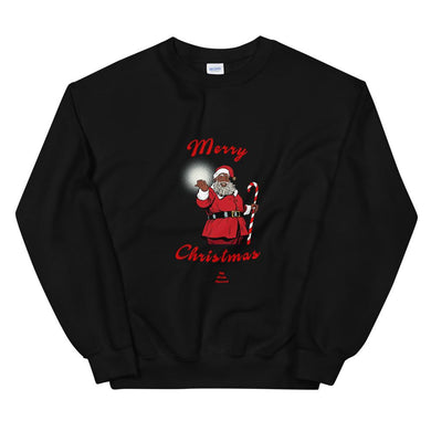 Black Santa - Sweatshirt