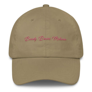Beauty Brains Melanin - Classic Hat