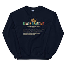 Black Grandma - Sweatshirt