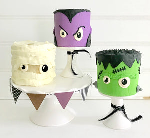 Mini Monsters Cakes