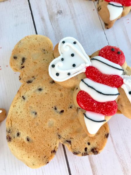 Sweet LuLu's Valentine Chocolate Chip Cookies