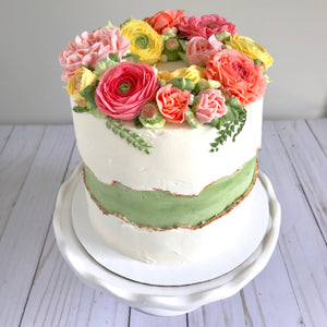 Spring in Bloom Cake
