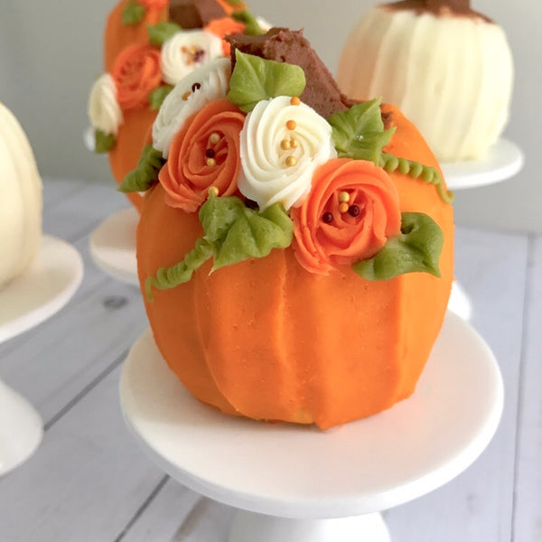 Mini Pumpkin Pie Cakes