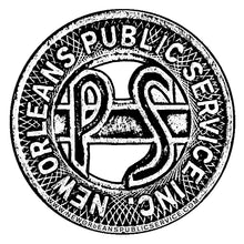 New Orleans Public Service Inc. Sticker