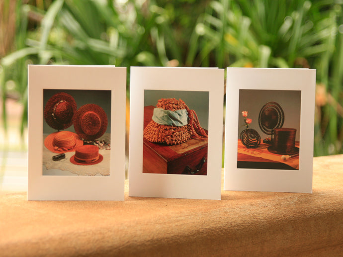 Hats of Hawaiʻi (Notecards)