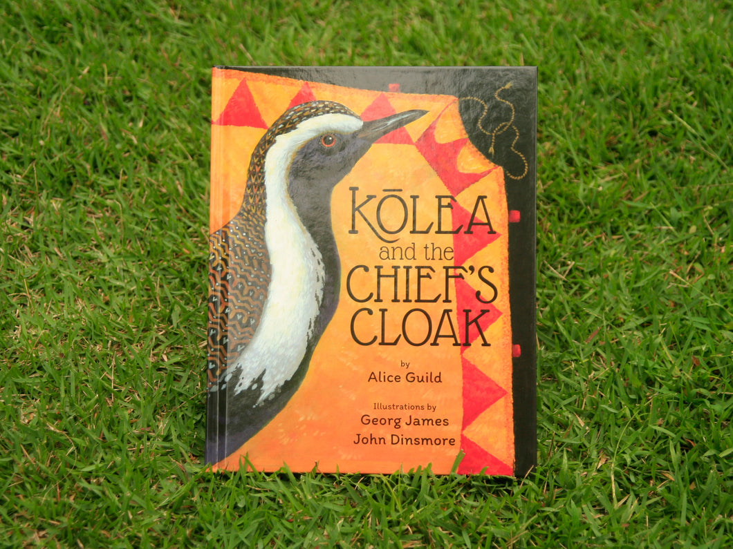Kōlea and the Chief's Cloak