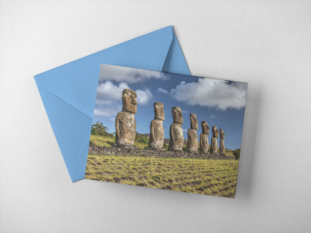 Rapa Nui: The Untold Stories of Easter Island | Landscapes and Seascapes of Rapa Nui (Notecards)