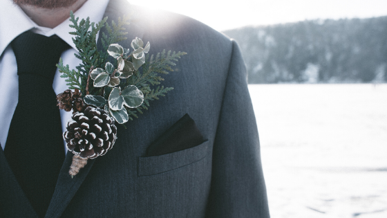 CREATE A SPARKLING WINTER WEDDING WITH THESE TIPS