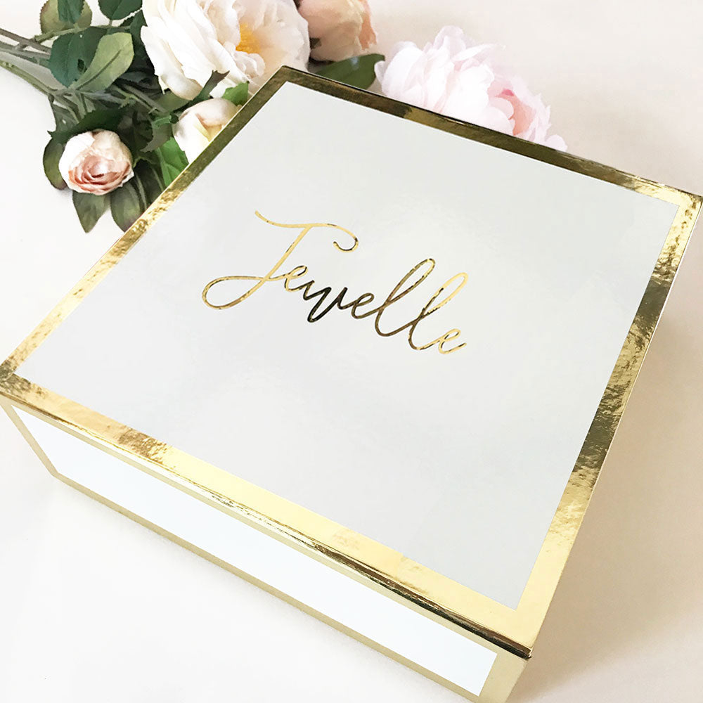 PERSONALIZED MOM GIFT BOX