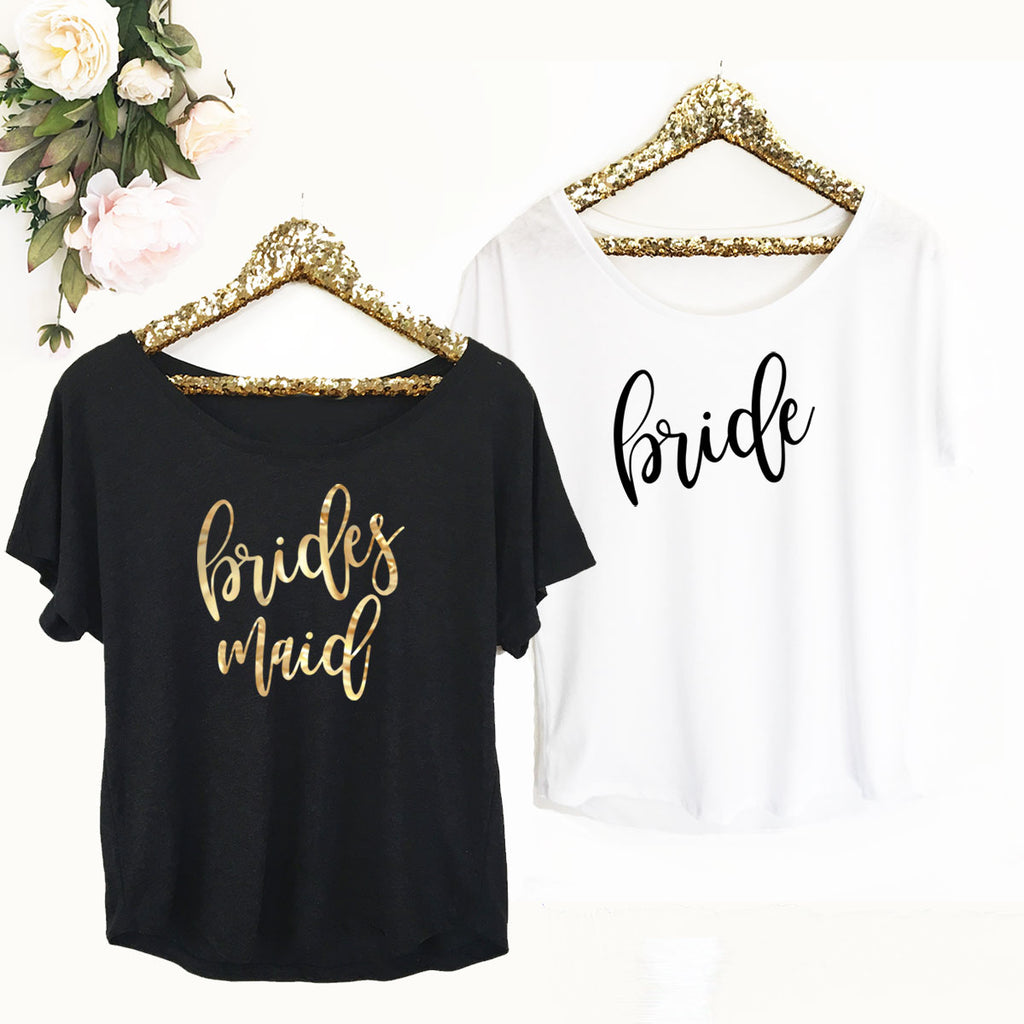 BRIDAL PARTY SHIRT - LOOSE FIT