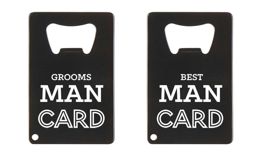 GROOMSMEN BOTTLE OPENERS