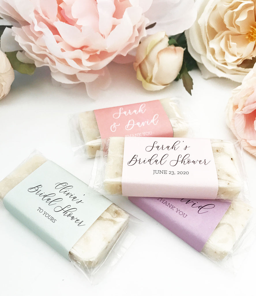 MINI SOAP FAVORS (SET OF 15)