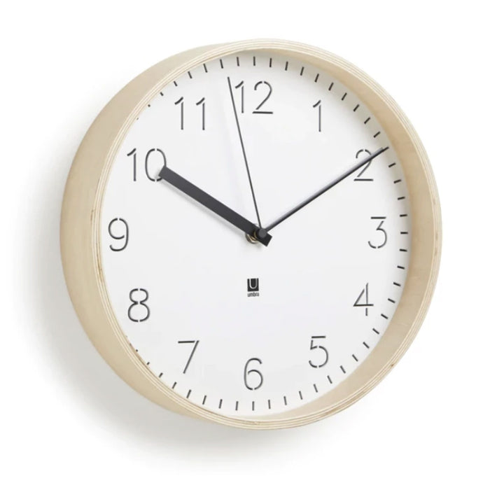 Rimwood wall clock