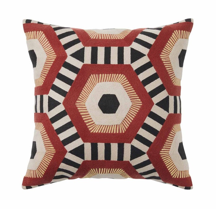 Cordoba cushion - salsa