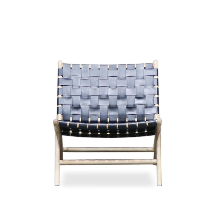 Acapulco low chair - black