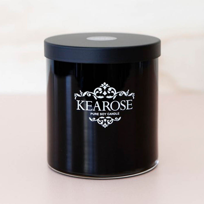 Superior candle - black raspberry