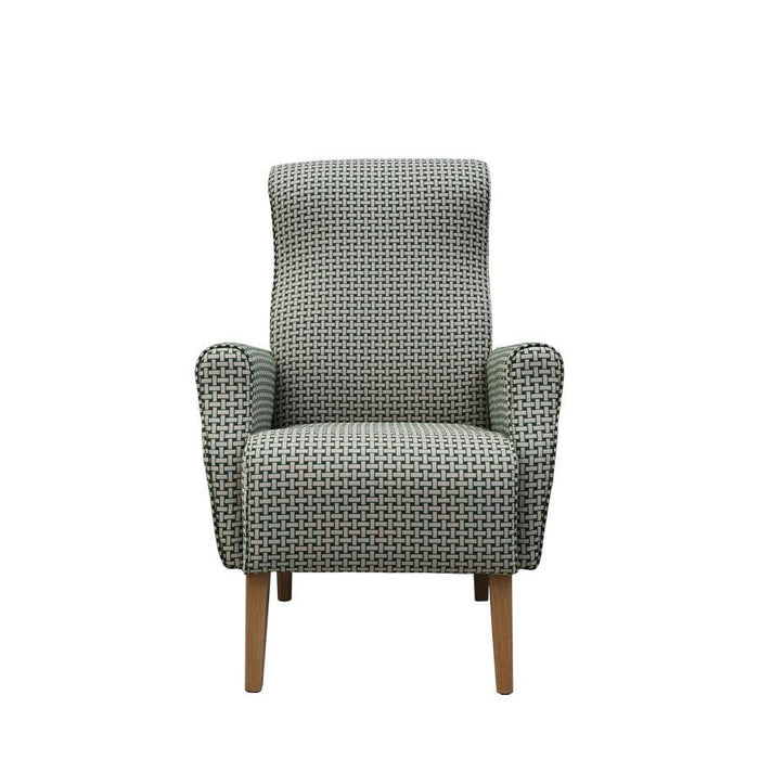 Lily Chair - Basket Weave 'Fern'