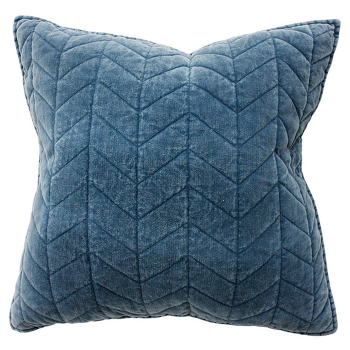 Lindis Cushion - Denim Blue