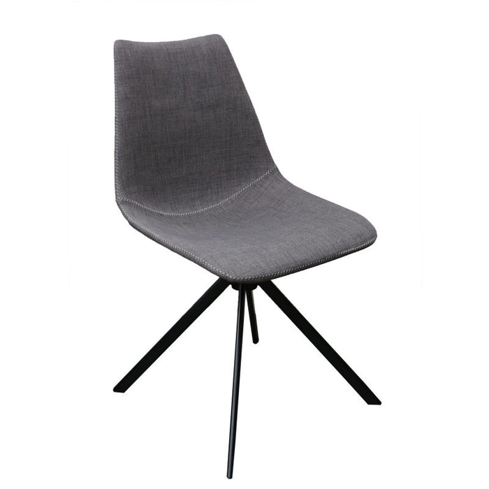 Mateo dining chair - grey