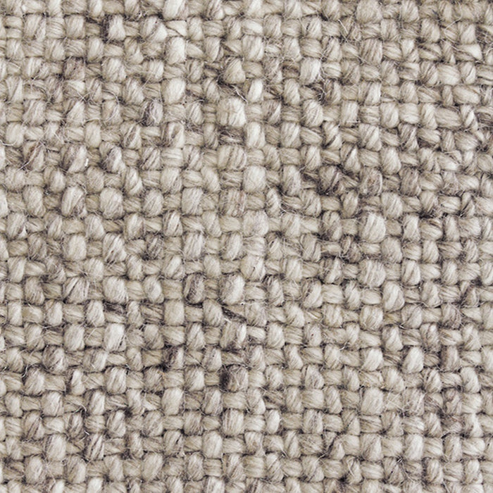 Nebraska Wool Rug - Pebble