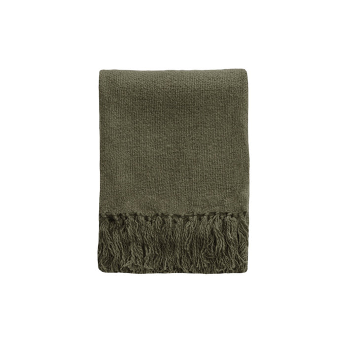 Serenade Throw - Olive