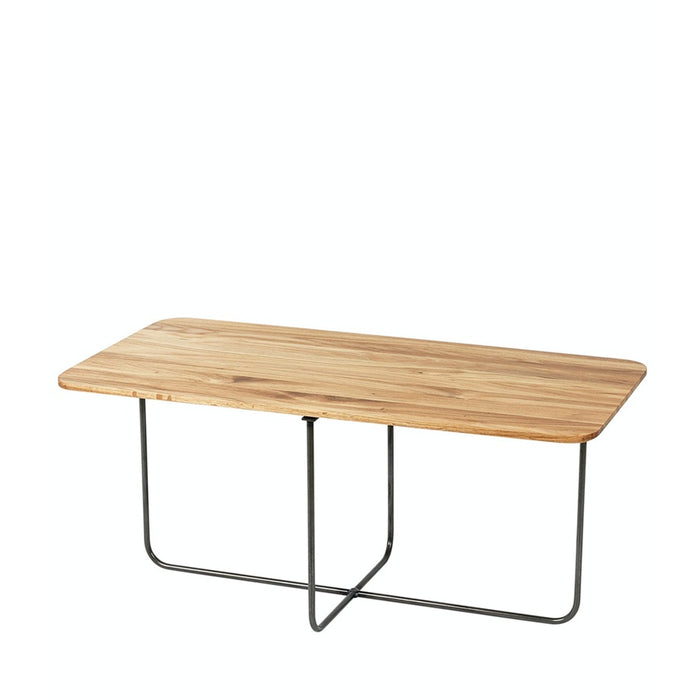 Hyben Rectangle Side Table