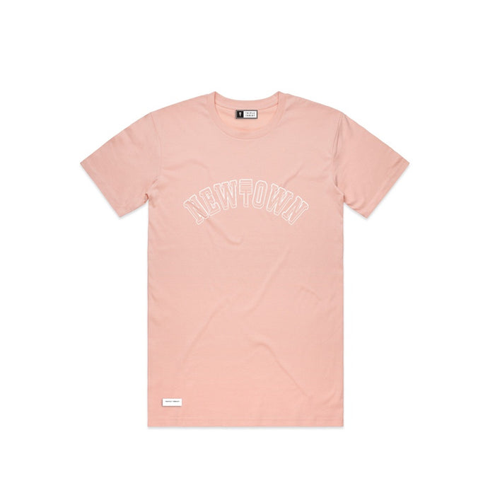 Newtown T-shirt - Pale Pink