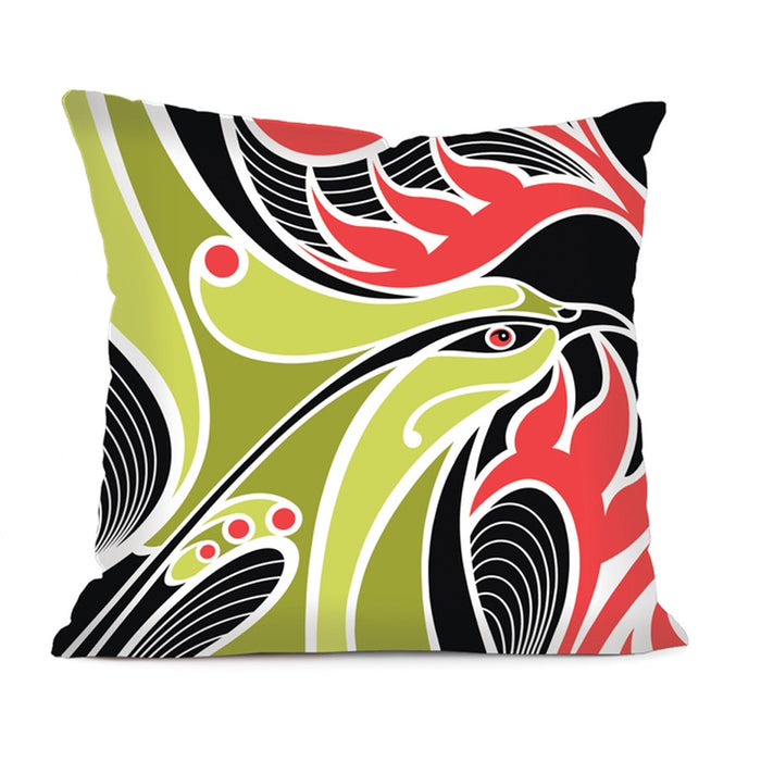 Bellbird cushion