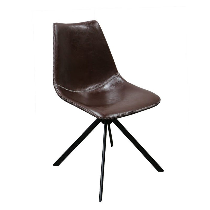 Mateo dining chair - chocolate