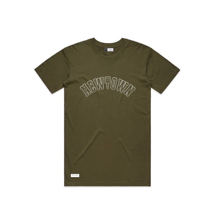 Newtown T-Shirt- Army