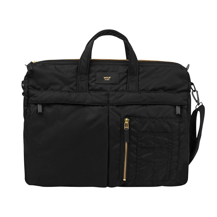 Bomber Bag - black